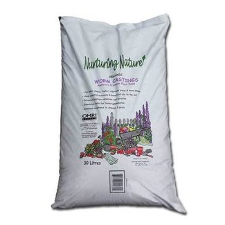 Nurturing Nature Worm Castings 20L