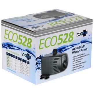 EcoPlus Eco-Plus Adjustable Water Pump 528 GPH