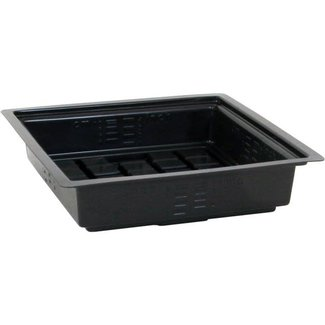 Active Aqua Black Flood Table/Tray