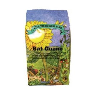 Welcome Harvest Farm Fossilized Bat Guano 2kg