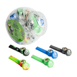 LIT LIT Silicone Hand Pipe
