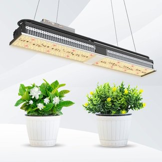 Mars Hydro SP 150 Best Led Plant Grow Lights, Sunlike full Spectrum with IR for 1.5'x3' - Mars Hydro