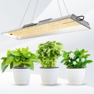 Mars Hydro TSW 2000 QB Design Led Plant Grow Light for 3'x3' Sunlike Spectrum with IR, Replace 400~600w HPS - Mars Hydro