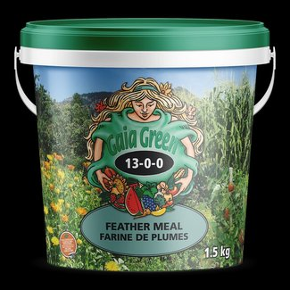 Gaia Green Gaia Green Feather Meal 1.5 Kg 13-0-0