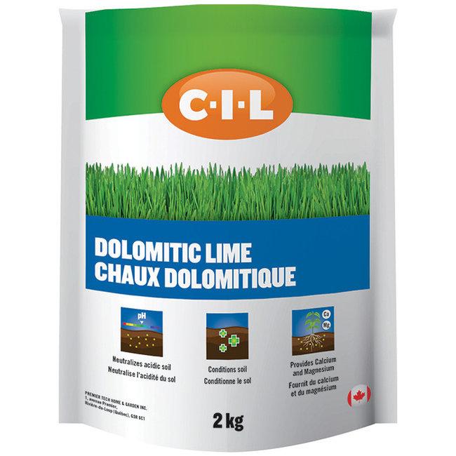 C-I-L C-I-L Dolomitic Lime 2Kg