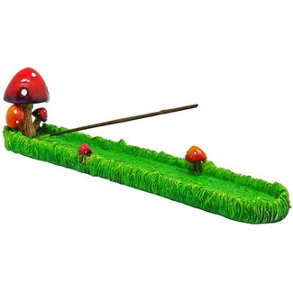 West Coast Gifts Mushroom Incense Holder
