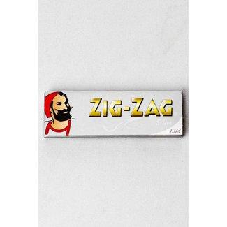 ZigZag Zig Zag Silver Ultra Fine 1 1/4