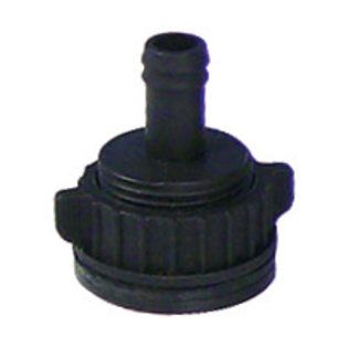 Hydro Flow Hydro Flow Ebb & Flow Tub Outlet Fitting 1/2 in (13mm)