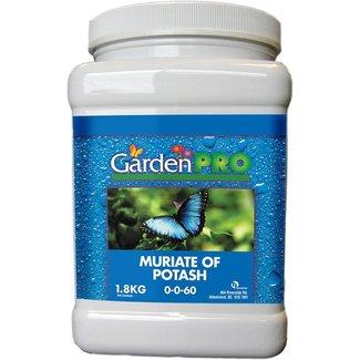 Garden Pro Muriate of Potash 0-0-60 1.8Kg