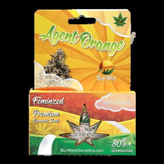Sunwest Genetics Agent Orange Feminized (3 Pack)