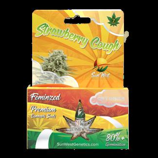 Sunwest Genetics Strawberry Cough Feminized (3 Pack)