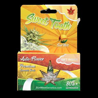 Sunwest Genetics Sweet Tooth Autoflower (3 Pack)