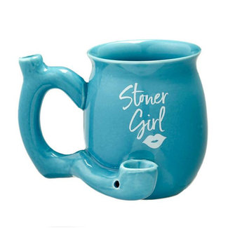 Fashion Craft Stoner Girl Mug Pipe