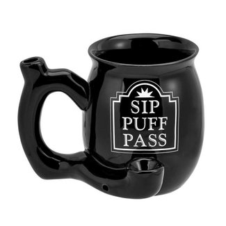 Fashion Craft Sip Puf Pass Mug Pipe