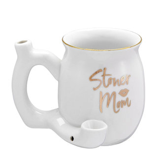 Fashion Craft Stoner Mom Mug Pipe