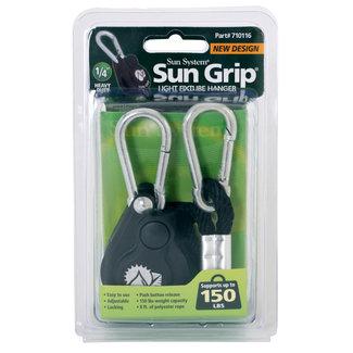 Sun Grip Sun Grip® Push Button Heavy-Duty Light & Equipment Hangers 1/4 in