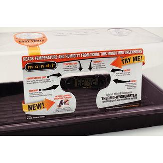 Mondi Mondi™ Greenhouse Thermo-Hygrometer