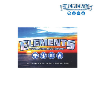 Elements Elements Ultra Thin Rice Papers 1 1/2