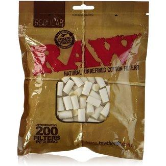 Raw Raw Slim Cotton Tips