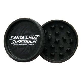 """Santa Cruz Santa Cruz Shredder - 2 Piece Hemp Grinder - 2 1/8"""" Medium"""