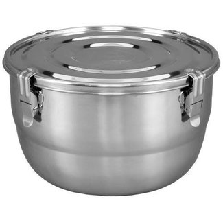 HumiGuard HumiGuard Clamp Sealing Stainless Containers - 6 L