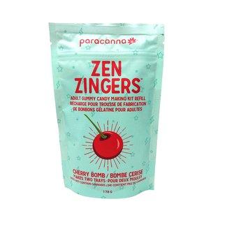 Zen Zingers Zen Zingers Cannabis Gummy Candy Refill Kit
