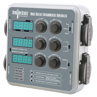 Titan Titan Controls® Spartan Series® Basic Digital Environmental Controller