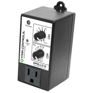 Titan Titan Controls® Apollo® 2 - Cycle Timer with Photocell