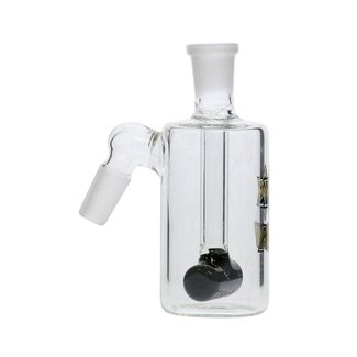 Nice Glass 14mm 45 Degree NG Inline Tube Ashcatcher