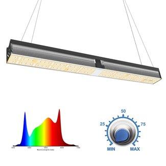 Mars Hydro SP 6500 650w Cover 3x5 (100x150cm) Samsung lm301b Osram full spectrum led plant grow light - Mars Hydro