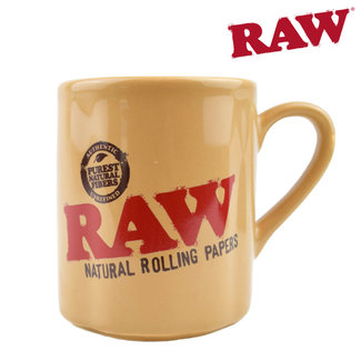 Raw Raw Ceramic Mug