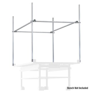 XTrays Trellis Netting Support System 4' x 8' for XTrays Bench