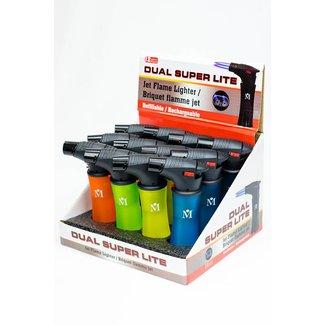 Super Lite Super Lite Easy grip dual jet Torch