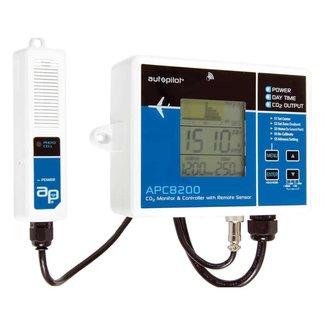 AutoPilot Digital CO2 Controller w/15' Remote  Sensor
