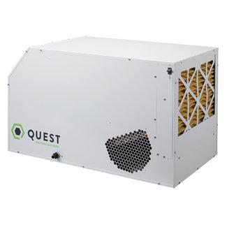 Quest Dual 225 Overhead Dehumidifier - 230 Volt