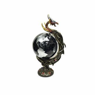 Fantasy Gifts Dragon Globe