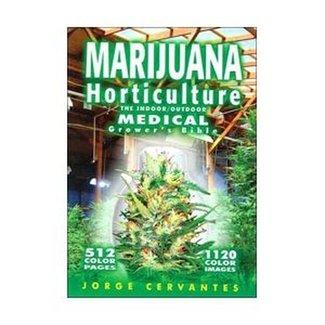 bobhq Marijuana Horticulture Medical Grow Bible