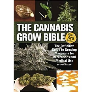 bobhq Cannabis Grow Bible Version 3 by Greg Green