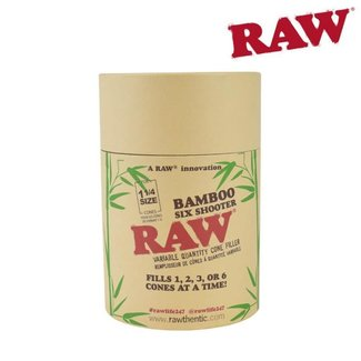 Raw RAW Bamboo Six Shooter