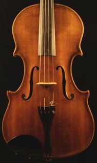 "17"" John Uglow viola, 1939, Oregon"
