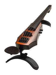NS Design NS Design NXT4 Sunburst 4-string electric viola. Czech Republic