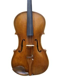 "Michael Fischer 16 3/4"" viola, 2018, Los Angeles, copy of Zanetto 1570"
