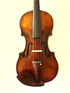 "Bachmann, Antonius Berlin 1781 label 15"" Viola, GERMANY"