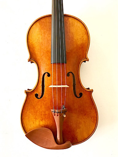 "Great Wall Great Wall 16"" antiqued intermediate viola"
