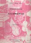LudwigMasters Elgar, Edward: La Capricieuse Op.17 (violin & piano)
