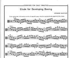 HAL LEONARD Whistler, Harvey: Essential Exercises and Etudes (viola)