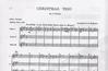 McManus, C.R.: Christmas Trio (3 violins) score & parts