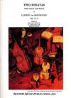 LudwigMasters Beethoven, L.van (Preucil): Two Sonatas Opp.23, 24 (violin & piano)