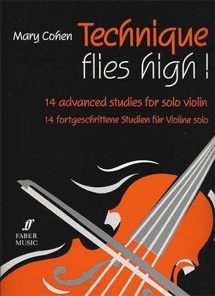 Faber Music Cohen, Mary: Technique Flies High (violin)