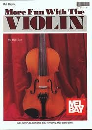 Mel Bay Bay, B.: More Fun with the Violin (violin)